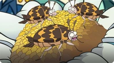 I'm a Carpet Beetle