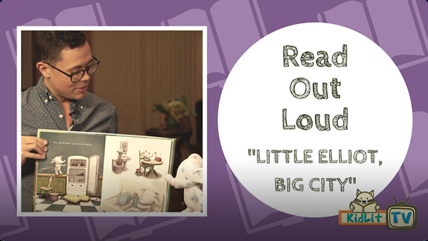 Read Out Loud: Little Elliot, Big City