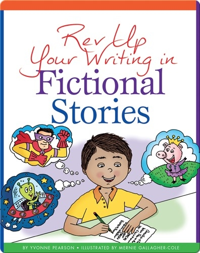 Rev Up Your Writing in Fictional Stories
