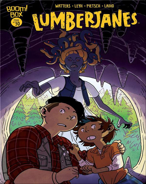 Lumberjanes #30
