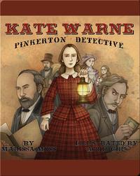 Kate Warne, Pinkerton Detective