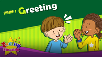 Greeting - Hi and Hello
