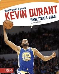 Kevin Durant Basketball Star