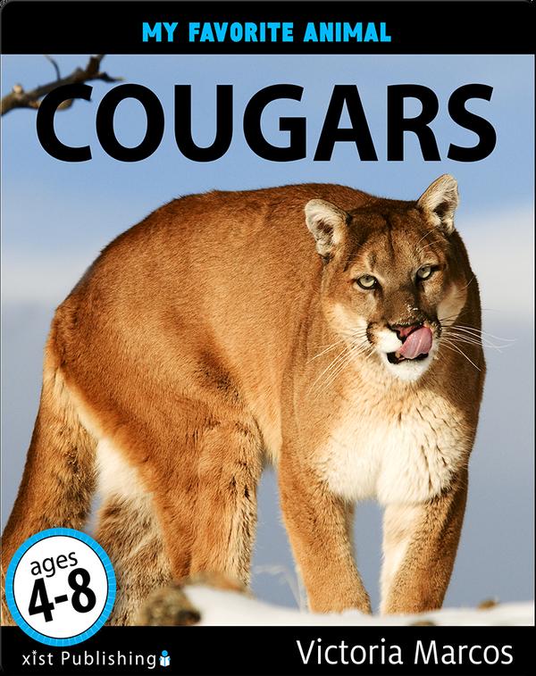 My Favorite Animal: Cougars