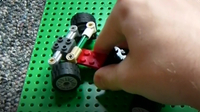Lego Building Techniques - Car Chassis and Steering