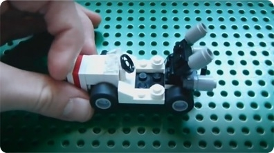 How to Build: Lego Mario Karts - Part 1