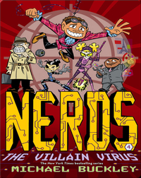 Villain Virus (NERDS Book Four)