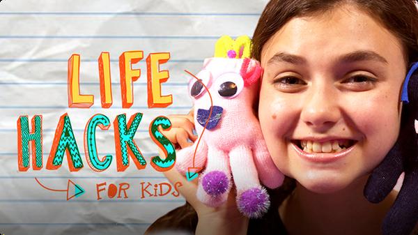 More Clothes Hacks | LIFE HACKS FOR KIDS