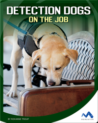 Detection Dogs on the Job