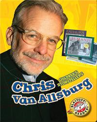 Children's Storytellers: Chris Van Allsburg