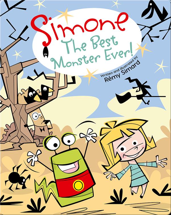 Simone: The Best Monster Ever!