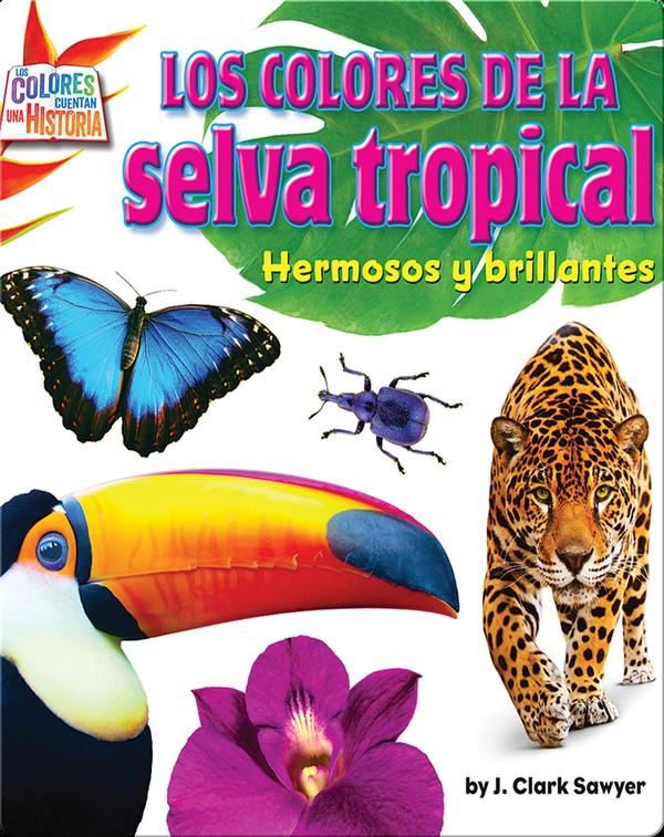 Los coloresde la selva tropical