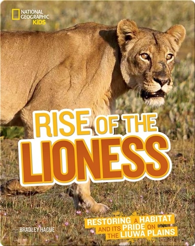 Rise of the Lioness