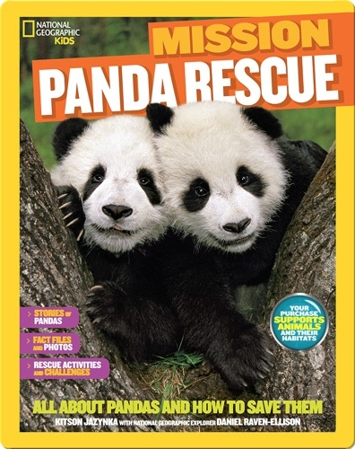 National Geographic Kids Mission: Panda Rescue