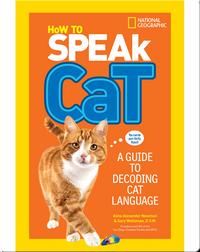 How to Speak Cat