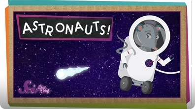 SciShow Kids: What Do Astronauts Do?