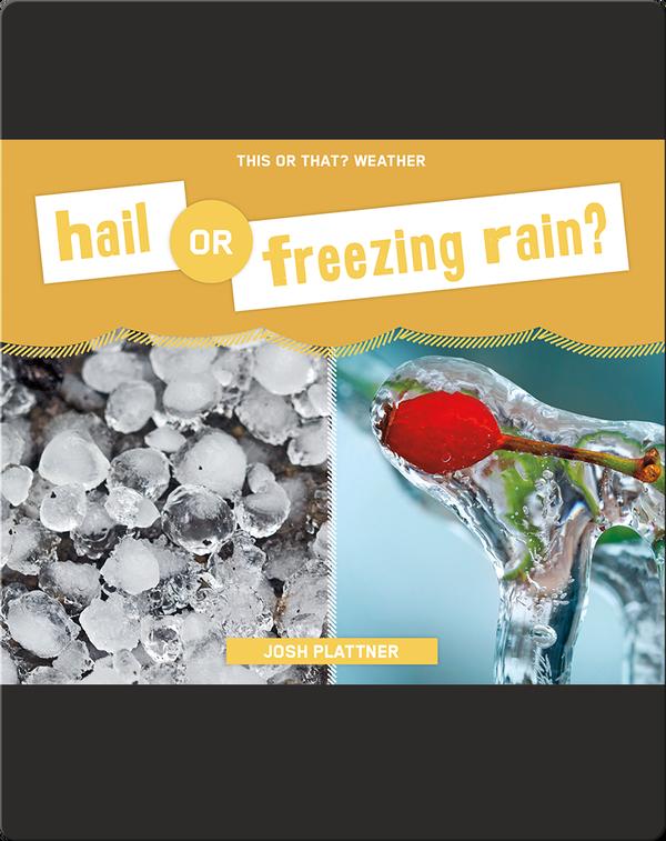 Hail or Freezing Rain?