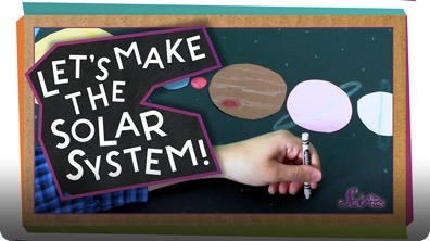 SciShow Kids: Make Your Own Solar System!