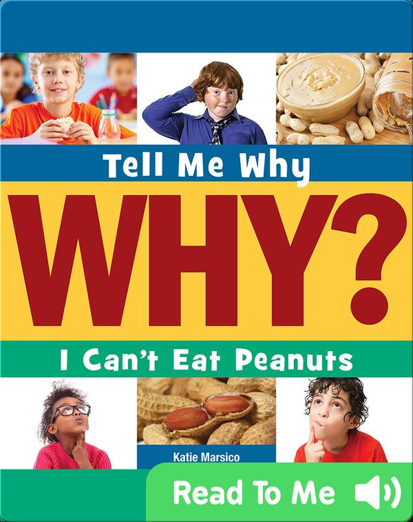 I Can't Eat Peanuts