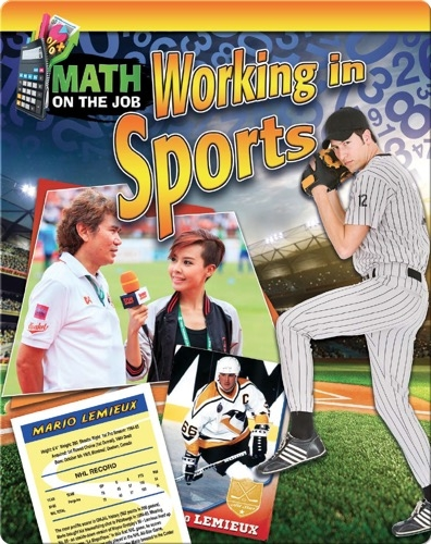 Math on the Job: Working in Sports