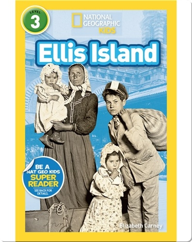 National Geographic Readers: Ellis Island