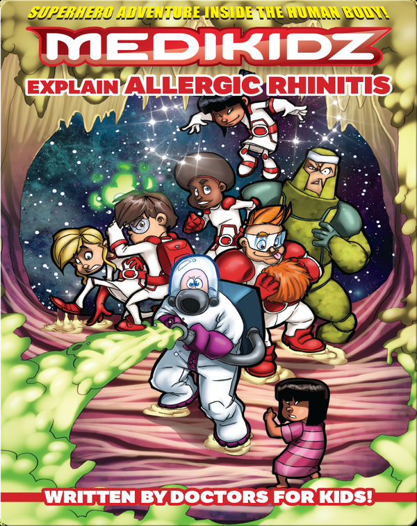 Medikidz Explain Allergic Rhinitis