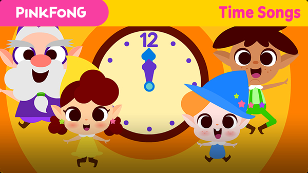 (Time Songs) Telling Time