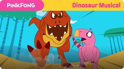 (Dinosaur Musical) The Diary of T-Rex, the Hunter