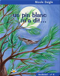 Un pin blanc m'a dit…