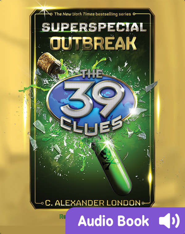 39 Clues, The: Superspecial: Outbreak