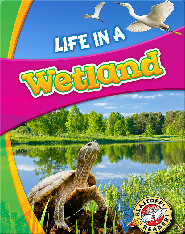 Life in a Wetland (Biomes Alive!)