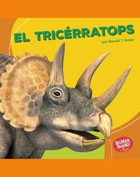 El tricérratops (Triceratops)