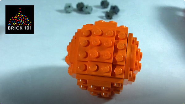 How To Build a LEGO Sphere