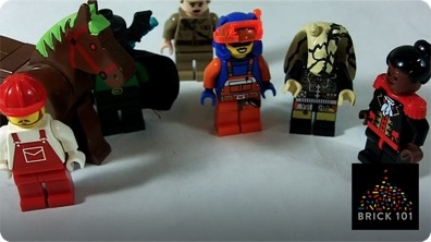 How To Build LEGO SVELT Villains