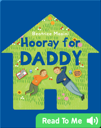 Hooray for Daddy!
