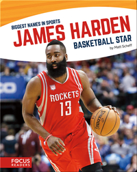 James Harden: Basketball Star