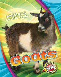 Animals on the Farm: Goats