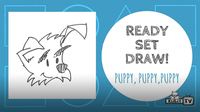 Ready Set Draw! | Puppy, Puppy, Puppy