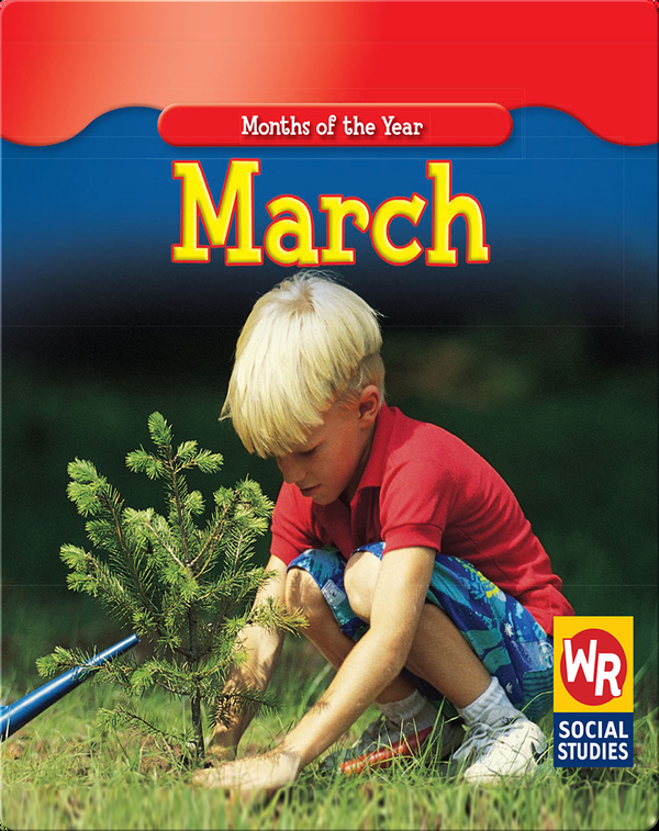 Months of the Year: March