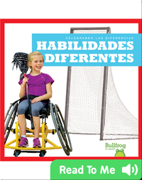 Habilidades diferentes (Different Abilities)