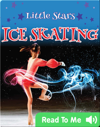 Little Stars Ice Skating