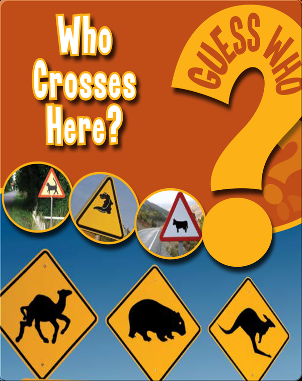 Who Crosses Here?