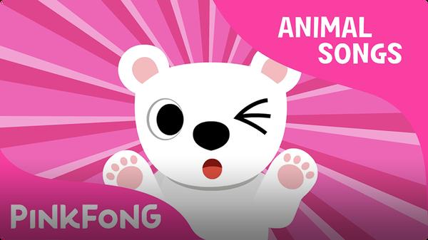 Paw Paw Polar Bear (Animal Songs)
