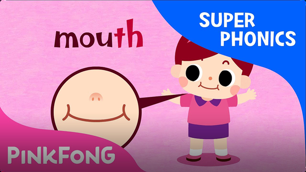 Super Phonics - Mouth Teeth Mouth (th)
