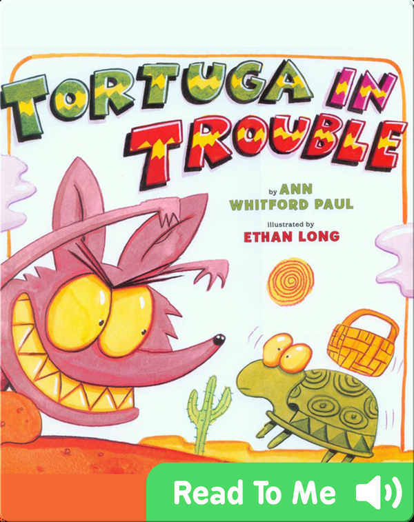 Tortuga in Trouble