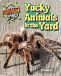 Yucky Animals in the Yard