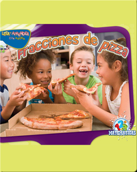 Fracciones De Pizza (Fraction Pizza)