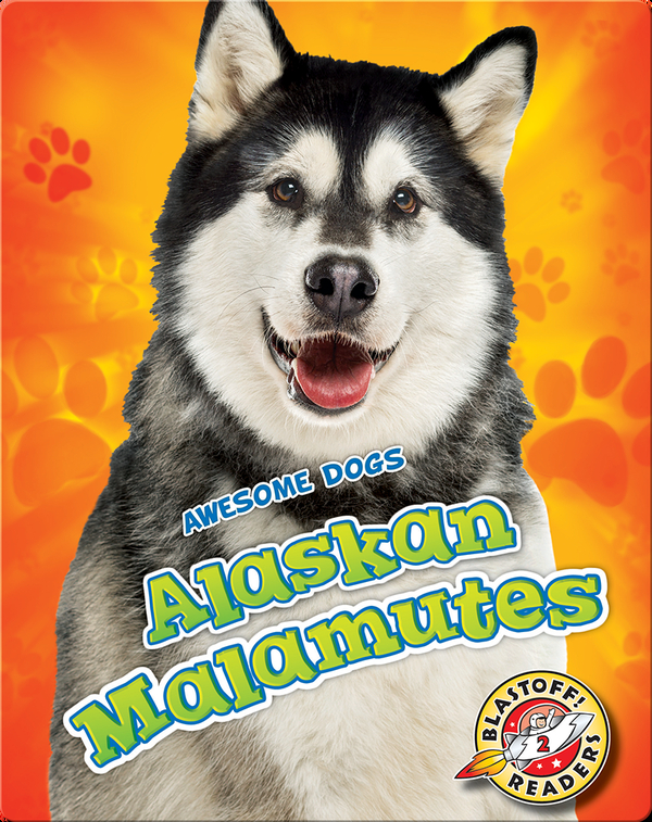 Alaskan Malamutes Children S Book By Paige V Polinsky Discover Children S Books Audiobooks Videos More On Epic Malamute kisses baby (cutest reaction). alaskan malamutes children s book by