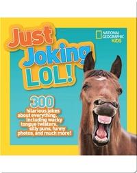 National Geographic Kids Just Joking LOL