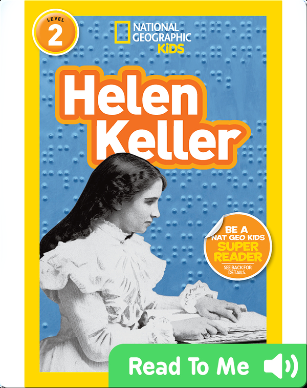 National Geographic Readers: Helen Keller (Level 2)